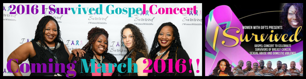 2016 I Survived Gospel Concert